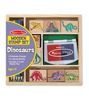 Melissa & Doug Dinosaur Stamp Set, , hi-res