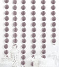 Cheer & Co Party Backdrop Kit-Pearlized Gray
