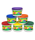 Crayola Super Soft Modeling Dough, 3 lbs, Assorted Colors, Pack of 6