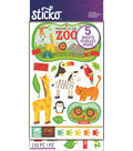 Sticko 150 Pack Flip Stickers-Zoo