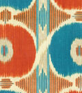 Home Decor 8\u0022x8\u0022 Swatch Fabric-IMAN Home Spice Islands Henna