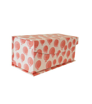 Organizing Essentials X-Small Fliptop Storage Box-Sweet Baby