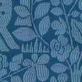 Waverly Upholstery Decor Fabric-Forest Friends Bayside