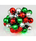 Maker\u0027s Holiday Christmas 25 ct Large Red & Green Mercury String Lights