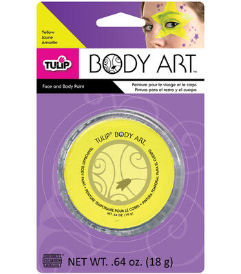 Tulip Body Art Face & Body Paint .64 oz.