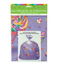 Unique Industries Candy Party Jumbo Plastic Gift Bag 44\u0027\u0027x36\u0027\u0027