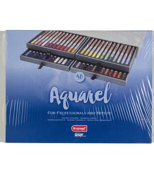 Bruynzeel Design Aquarelle Pencil Set 48/Pkg
