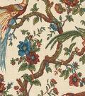 Waverly Upholstery Fabric 54\u0022-Boward Jewel