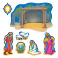 TREND enterprises, Inc. Nativity Bulletin Board Set, 2 Sets