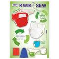 Kwik Sew Baby Changing Essentials-K3690