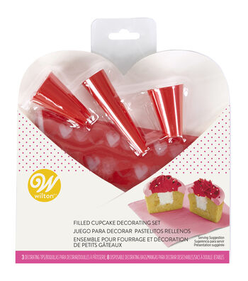 Wilton Valentine's Day Cupcake Kit
