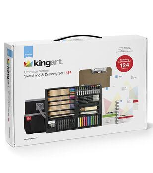 KINGART Ultimate Series Sketching & Drawing Collection