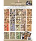 Pollyanna Pickering 18 pk Sketch Book Ch.5 British Wildlife Sheet