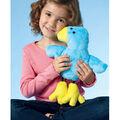 McCall\u0027s Pattern M7522 Woodland Animal Stuffed Toys