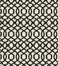 IMAN Home Upholstery Fabric 54\u0022-Dynasty Noir