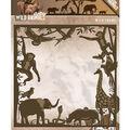 Find It Trading Amy Design Wild Animals Die-Wild Frame