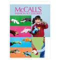 Mccall Pattern M6667 One Size O-Mccall Pattern