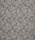Premium Quilt Cotton Fabric-Diamond Vine Cream