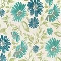 Sunbrella Outdoor Stripe Fabric 54\u0022-Violetta Baltic