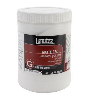 Liquitex 32 oz. Matte Acrylic Gel Medium