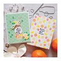 Pinkfresh Studio Clear Stamp Set 4\u0027\u0027X6\u0027\u0027-Sweet Lemonade
