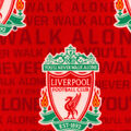 Liverpool Football Club Fleece Fabric