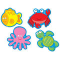 Sea Life Accents 36/pk, Set Of 6 Packs