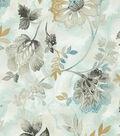 Kelly Ripa Upholstery Fabric 54\u0022-Light Hearted Spa