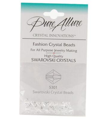 6mm Create Your Style Swarovski Bicone Beads-Pastel Mix 15/pk