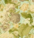 Home Decor 8\u0022x8\u0022 Swatch Fabric-Waverly SNS Garden Glory  Mist