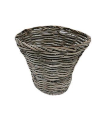 Fresh Picked Spring Large Woven Basket