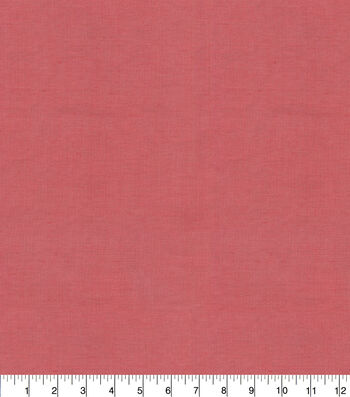 P/K Lifestyles Multi-Purpose Decor Fabric-Bangalore Red