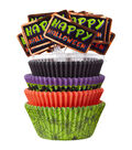 Wilton Standard And Mini Baking Cups-Halloween 125/Pkg