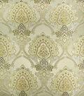Brocade Fabric-Cream Tapestry