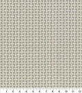 Kelly Ripa Home Upholstery Décor Fabric 9\u0022x9\u0022 Swatch-On Cue Smoke
