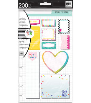 The Happy Planner Sticky Notes-Remember
