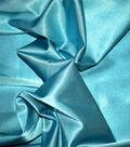 Casa Dahlia Stretch Satin Fabric-Solids