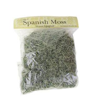 Panacea Products Basil Spanish Moss-125 cu in