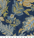Waverly Multi-Purpose Décor Fabric 9\u0022x9\u0022 Swatch-Brompton Porcelain