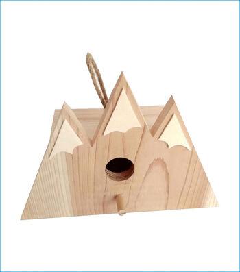Camp Ann Mountains Birdhouse