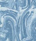 Keepsake Calico Cotton Fabric 43\u0022-Lucy\u0027s Light Blue Watercolor