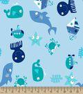 Under the Sea Print Fabric