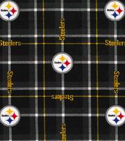 NFL Pittsburgh Steelers Plaid Flannel, , hi-res