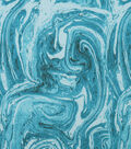 Keepsake Calico Cotton Fabric 108\u0027\u0027-Blue Radiance Oil Slick