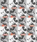 Disney Mickey & Minnie Cotton Fabric -Cotton