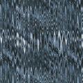 Keepsake Calico Cotton Fabric-Water Ripples Black