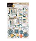 Papermania Mr. Mister A4 Decoupage Pack-No. 1