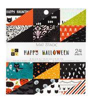 """Park Lane 6""""x6"""" Paper Stack-Happy Halloween, , hi-res"""