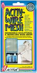 Activ-Wire Mesh 12\u0022X24\u0022 Sheet