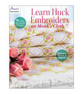 Learn Huck Embroidery on Monk\u0027s Cloth Book